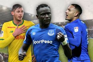 oumar niasse, emiliano sala, kenneth zohore and where the cardiff city striker situation now stands