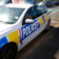 stolen car hits tractor after fleeing police