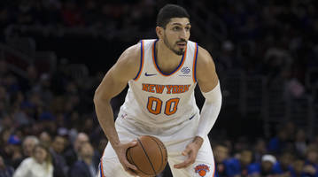 Commissioner Adam Silver Supports Knicks' Enes Kanter Skipping NBA London Game