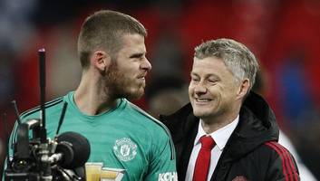 David de Gea Finally 'Ready' to Sign New Deal as Big Changes Are Made at Manchester United