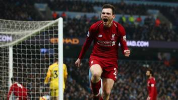 liverpool defender andy robertson signs new long-term contract