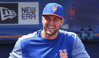 Mets Invite Tim Tebow to Spring Training