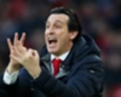 emery admits chelsea loss would end arsenal's top-four hopes