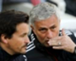 mourinho's former assistant faria takes managerial role in qatar