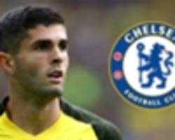 pulisic has all the quality to be a success at chelsea - ex-dortmund manager bosz