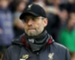 training is not for anyone else - klopp condemns bielsa over 'spygate' row