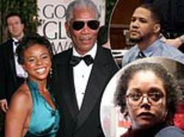 boyfriend who stabbed morgan freeman's granddaughter to death gets 20 years for manslaughter