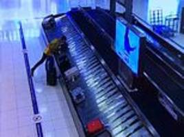 case closed! serial suitcase thief is finally arrested in bangkok