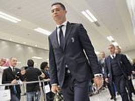Cristiano Ronaldo set to be given 23-month suspended jail term for tax fraud in Spain