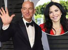 jeff bezos and lauren sanchez will attend the oscars together, sources say