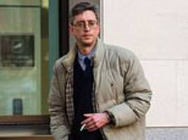 ministry of justice adviser, 52, who punched paramedic after being found in the road  is spared jail
