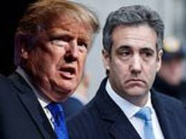 white house, trump family call cohen 'desperate,' mock buzzfeed for story without proof