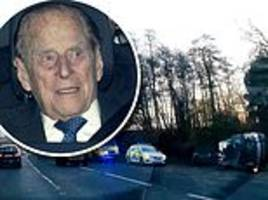 Pressure on Buckingham Palace to intervene over Prince Philip's driving