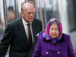 richard kay: how prince philip and the queen now live separate