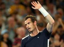 andy murray officially pulls out of next month's tournaments in marseille, montpellier and dubai