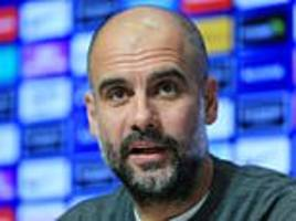 'everybody does it': manchester city boss pep guardiola admits to spying on opponents while abroad