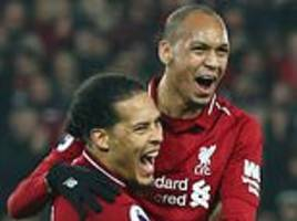 fabinho was linked with a january liverpool exit but now looks more secure than ever in red