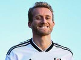 fulham star andre schurrle admits he's 'not used to losing so often'