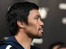 manny pacquiao competes in his 70th professional fight against adrien broner this weekend