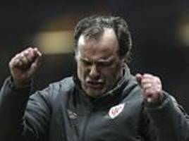 marcelo bielsa's antics at leeds are just the latest in the long career of 'el loco'