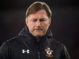 ralph hasenhuttl believes the coming weeks will shape southampton's premier league future