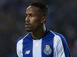 Real Madrid ready to meet £44m release clause for Porto's Eder Militao