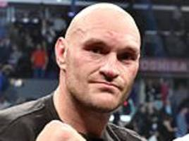Tyson Fury faces legal fight with former promoter Mick Hennessy