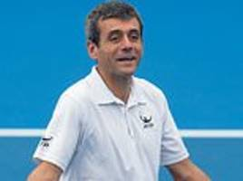 umpire carlos ramos in the firing line again over nadal time violation