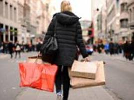 a bleak christmas for retailers as shoppers do gifting on black friday, report finds
