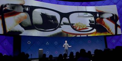 facebook is restructuring its augmented reality glasses division as it inches closer to launch (fb)