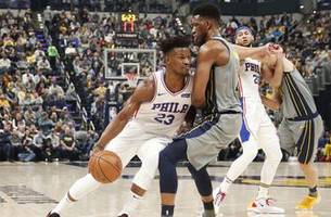 pacers struggle in 120-96 loss to 76ers