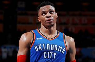 colin cowherd: 'i've never seen an mvp literally fall off a cliff' like russell westbrook has