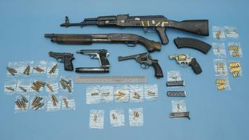 cheshire's 'biggest' cocaine and guns gang jailed