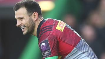 quins into quarters with bonus-point win