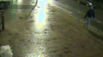 southampton park rape: new cctv released