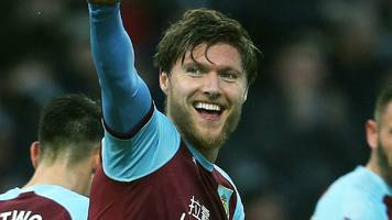 Burnley's Jeff Hendrick credited with Fulham goal