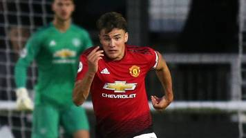 regan poole: newport county hope for manchester united defender's loan return