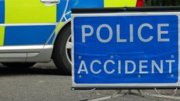 six people are hurt in m4 crash near port talbot