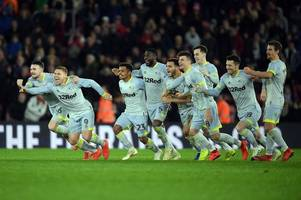 craig ramage: cup joy just what the doctor ordered to boost derby county promotion bid