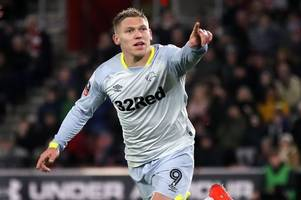martyn waghorn on how he plans to keep hold of derby county starting spot
