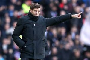 steven gerrard says leeds overstepped the mark on 'spygate'