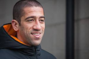 evandro loving life in england as he targets premier league return with hull city