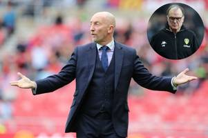 ian holloway says he'd have 'kidnapped and duct taped' leeds united's spy in extraordinary rant at marcelo bielsa