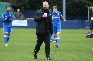 kidsgrove athletic and leek town gear up for big derby date