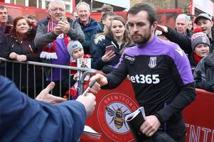 Stoke City Comment on a clash of cultures between manager and players
