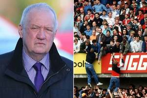 scene was set for hillsborough tragedy, former sheffield wednesday club secretary says