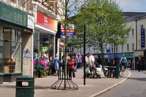 massive boost for town centres as money is ploughed into shopfront scheme