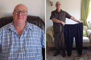 'i beat diabetes by losing 7st - and i'm still going!'