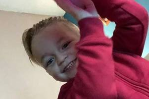 heartbreaking last moments of toddler alfie lamb's life before he was 'crushed to death'
