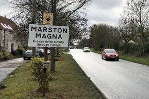 'no evidence to support claims of a 'brothel' or 'drug den' in marston magna' say police